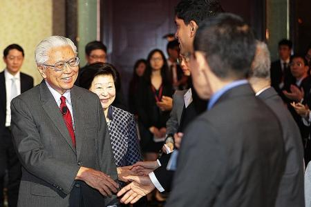 Need to guard against insidious foreign influences: Tony Tan
