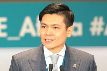 IE Singapore chief to step down on Dec 31