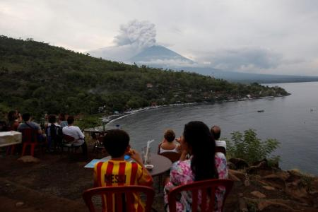 Bali braces for cancellations