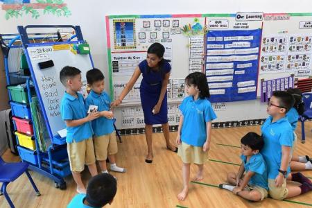 Private pre-schools worried about futures