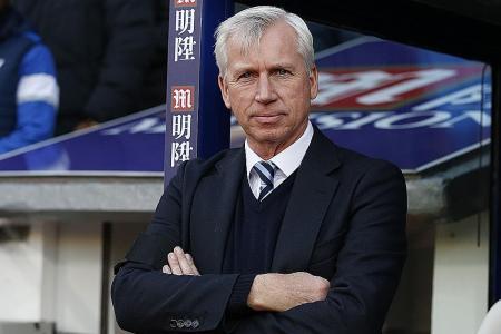 Allardyce set for Everton, Pardew helms WBA