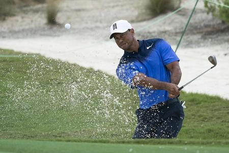 Back-from-injury Tiger wants to win again