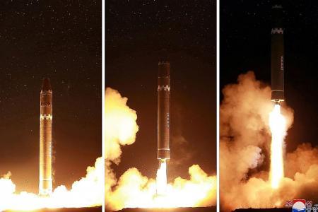 US threatens to 'utterly destroy' North Korean regime