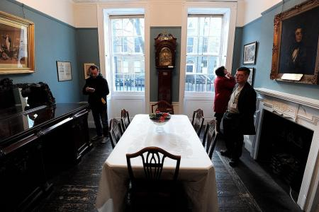 Charles Dickens museum captures Christmas spirit with new exhibition