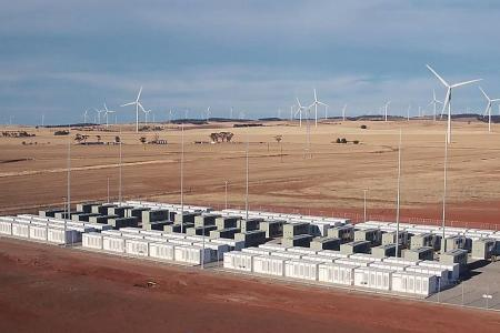 Tesla switches on giant battery to shore up Australia's grid