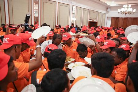 MWC honours migrant worker volunteers, aims to have 5,000 by 2020