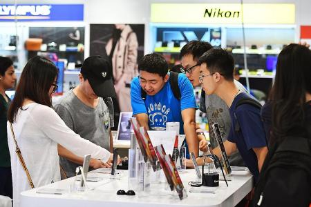 Black Friday sales boom for retailers