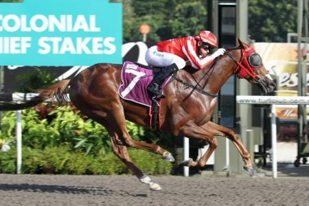 Nunes bows out with Group 3 winner