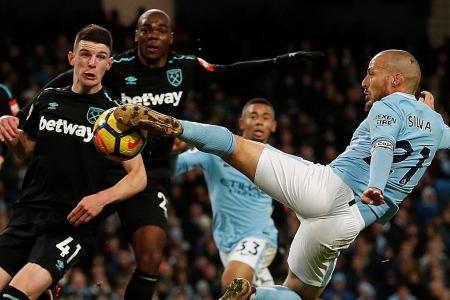Neil Humphreys: Man City show ability to grind out wins