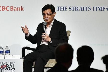 Reserves help Singapore weather economic storms