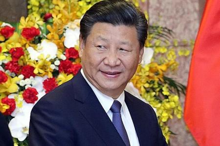 Xi Jinping again named Straits Times' Asian of the Year