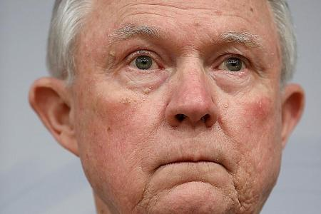 Jeff Sessions: 1MDB scandal 'kleptocracy at its worst""