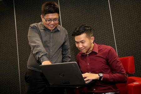 Earn and learn programme secures career pathway for polytechnic grads