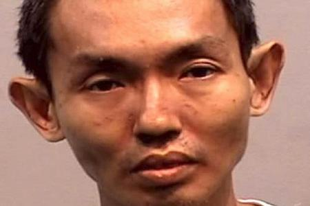 Serial molester jailed six months for MRT incident