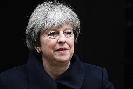 Britain foils plan to kill Theresa May: Report
