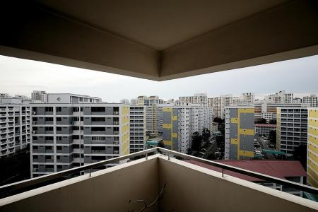 HDB resale price drops but number of transactions rises
