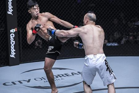 MMA exponent Christian unfazed by experienced rival