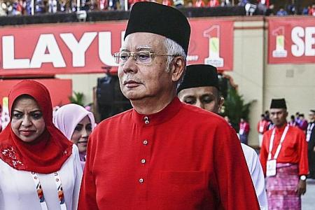 Upcoming fight is 'father of all elections', says Najib