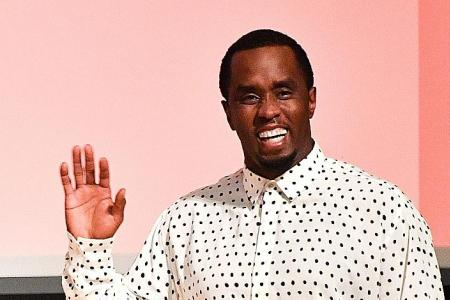 Sean Combs leads four black artists as world's highest-paid musicians