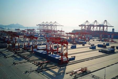 Export figures point to improving Chinese economy