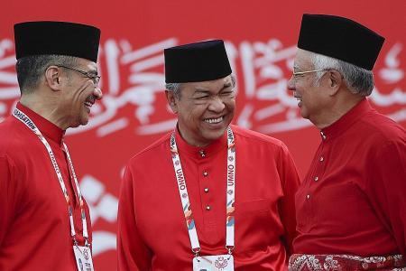 No contests for top posts in Umno as party closes rank ahead of GE