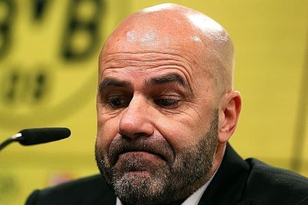 Dortmund sack Bosz, welcome Stoeger