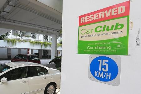 Car-sharing at a glance