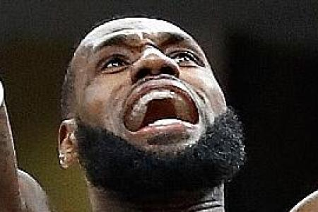 LeBron James posts 58th triple-double as Cavaliers bounce back