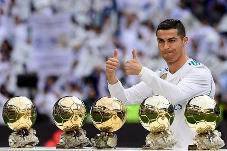 Zidane hails Ronaldo's 'perfect week'