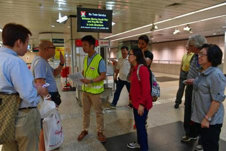 Commuter confidence hit by MRT delays: Survey