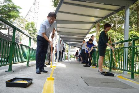 Trip to Enabling Village made more disability-friendly
