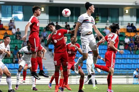 Young Lions to continue in S.League