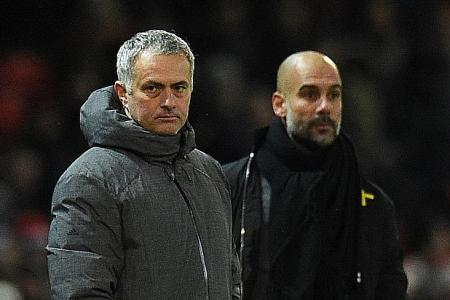 Mourinho questions Man City's behaviour in ugly tunnel brawl