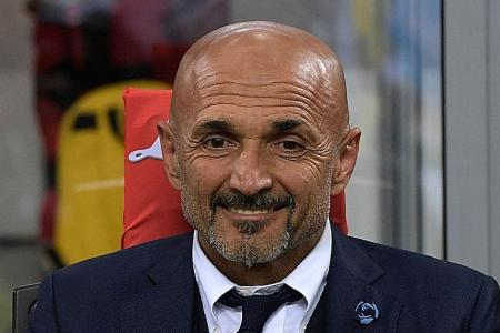Spalletti embarrassed by Mourinho comparisons
