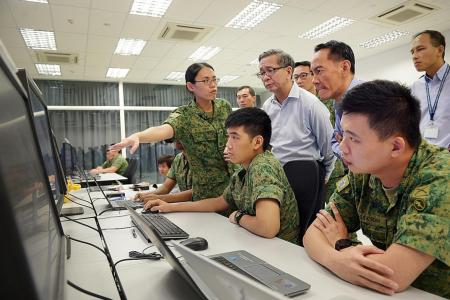 'Hack Mindef' and win cash if you are successful