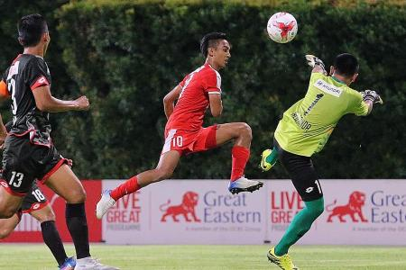 Revamped S.League to emphasise on youth