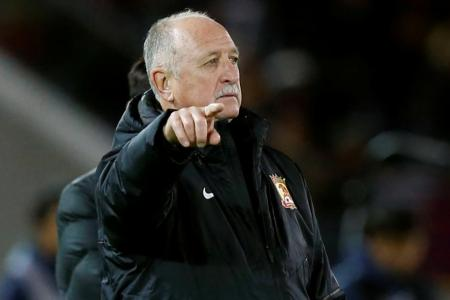Former Brazil coach Scolari eyes World Cup adventure with Socceroos