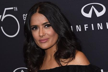"""He was my monster"": Salma Hayek alleges Weinstein sexual misconduct"
