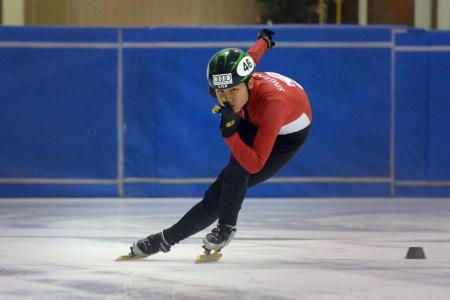 Dream-chaser Cheyenne puts studies on ice