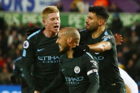 Most pundits can't see Spurs stopping the Man City juggernaut