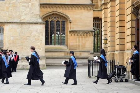 Success of Oxford University bond bodes well for other universities
