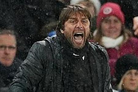 Conte wants due credit for in-form Chelsea