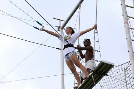 Temasek Poly student's dream internship in Mauritius