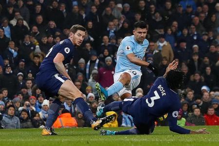 Guardiola not afraid to make tough choices at Man City