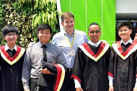 American businessman-turned-lecturer wins ITE award