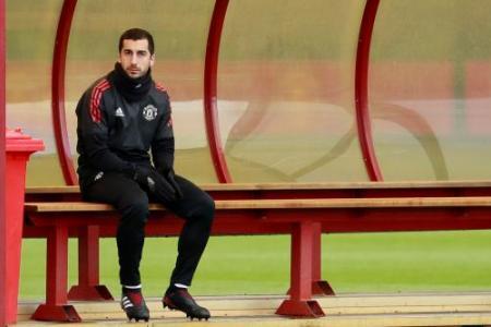 Mkhitaryan poised for Man United recall