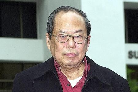 Uncle Chan dies
