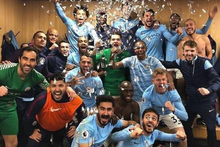 Richard Buxton: Man City the greatest EPL has seen