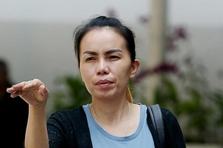 Thai fined $10k for illegally bringing in dried frogs