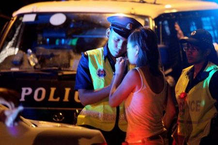 Traffic Police to step up anti-drink driving enforcement action